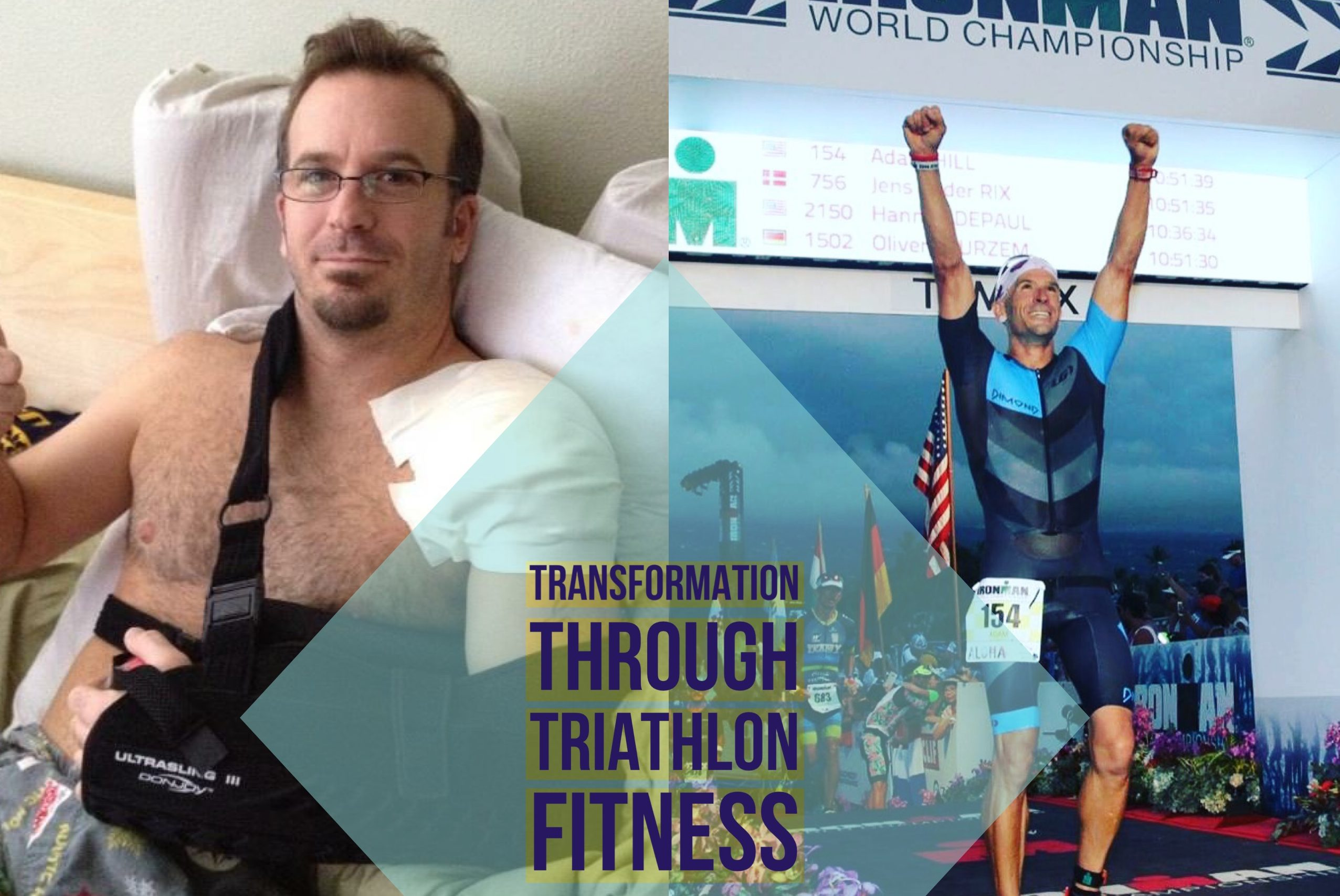 Now Available! Transform yourself into a triathlete with this 12 week, intensive triathlon fitness program for everyone!