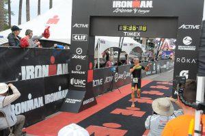 Ironman Arizona 2016 - Adam Hill