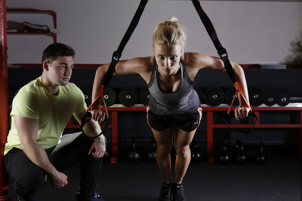 Customized training programs with guidance from an expert coach.